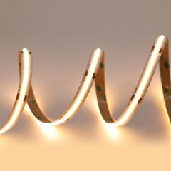 5m LED-Band 15w/m (ohne Punkte) 10mm 24V 3000K