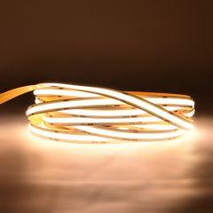 30m LED-Band (ohne Punkte) 8mm 24V 2700K